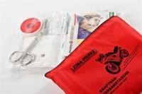 Erste Hilfe Verbandtasche für Motorräder