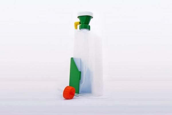 Kombi-Augenspülflasche